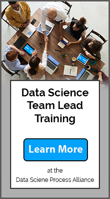 data science team lead training