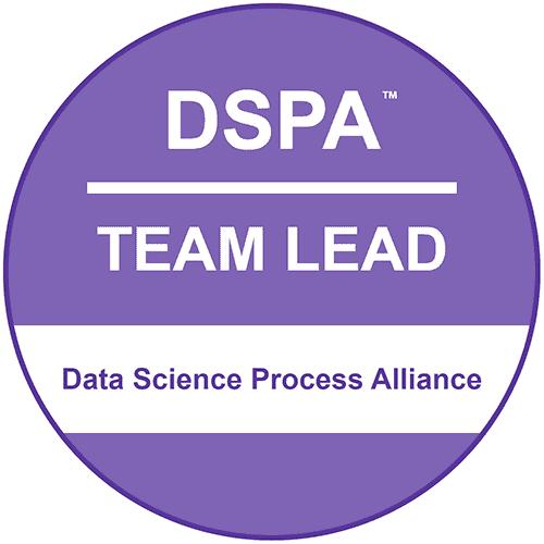 Data Science Process Alliance Team Lead